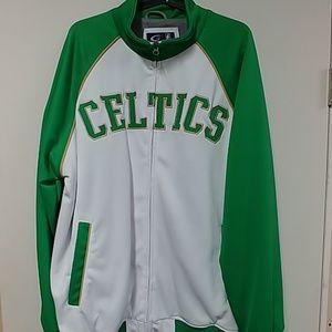 Vintage G3 jacket Boston Celtics NBA sz Lg
